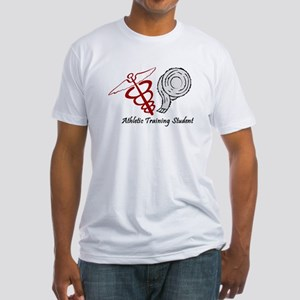 Athletic Training Student Fitted T-Shirt