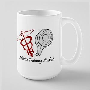 Athletic Training Student Large Mug