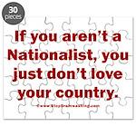 White Nationalist Puzzle