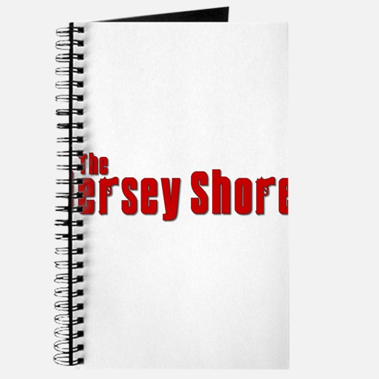 Jersey Shore Sopranos Red Journal