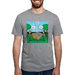 Rookie Mistake Mens Tri-blend T-Shirt