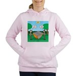 Rookie Mistake Women's Hooded Sweatshirt