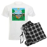 Rookie Mistake Men's Light Pajamas