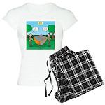 Rookie Mistake Women's Light Pajamas