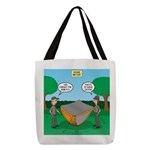 Rookie Mistake Polyester Tote Bag