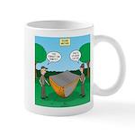 Rookie Mistake 11 oz Ceramic Mug