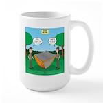 Rookie Mistake 15 oz Ceramic Large Mug