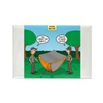 Rookie Mistake Rectangle Magnet (100 pack)