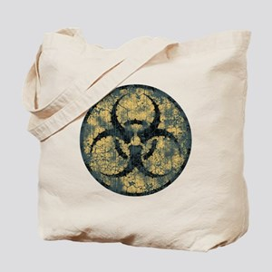 Biohazard -Circle -dist Tote Bag