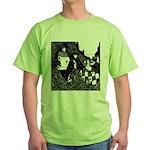 The Peacock Green T-Shirt