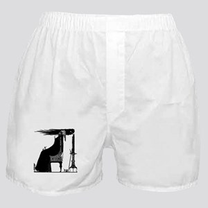 Just a Little Dead Boxer Shorts