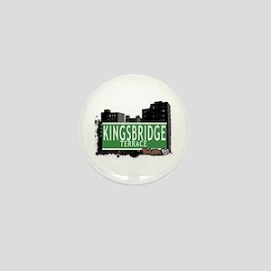KINGSBRIDGE TER, Bronx, NYC Mini Button