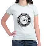 Order of Challah Makers - Jr. Ringer T-Shirt