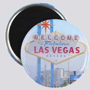 Welcome to Fabulous Las Vegas Magnet