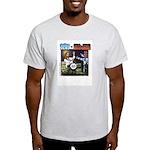 WebAmused Ash Grey T-Shirt