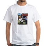 WebAmused White T-Shirt