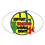 BalloonAnimalrights Sticker