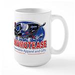 SNOMOTEASE LOGO Large Mug