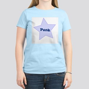 Punk Women's Pink T-Shirt