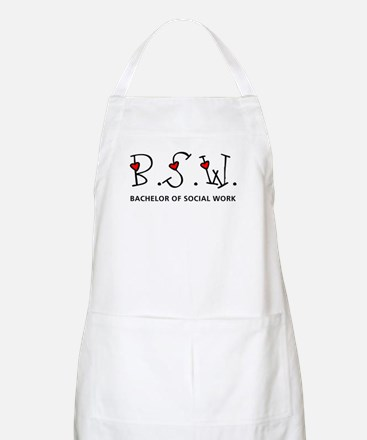 BSW Hearts (Design 2) Apron