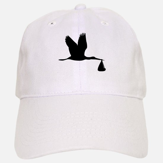 Stork - Baby Baseball Baseball Cap