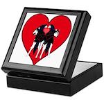 Valentine Keepsake Box
