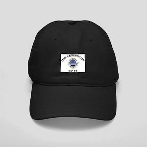 USS Lexington CV 16 Black Cap