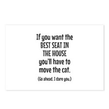 Funny Cat Postcards (Package of 8)