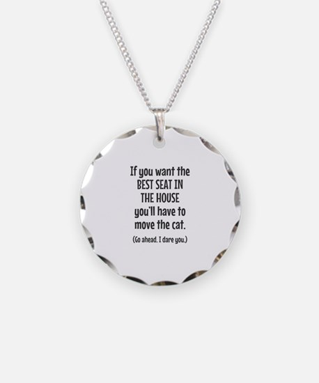 Funny Cat Necklace