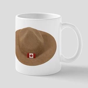 Mountie Hat Mug