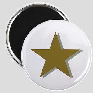 Star gold Magnet