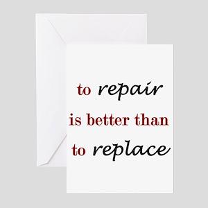 Repair Greeting Cards (Pk of 10)