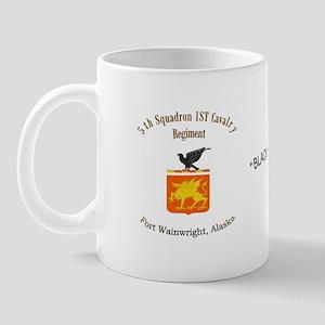 5th Squadron 1st Cav Mug