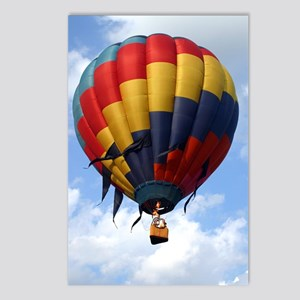 Colorful Balloon Postcards (Package of 8)