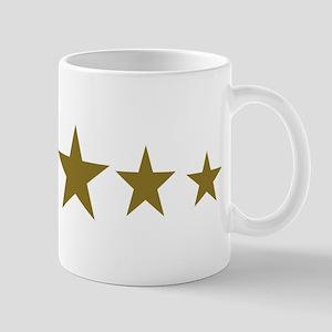 Stars gold Mug