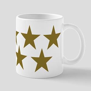 Golden Stars Mug