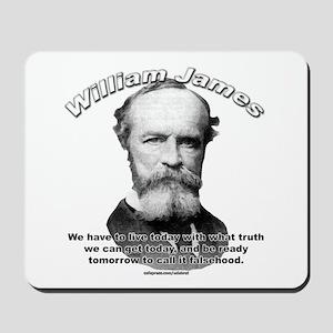William James 01 Mousepad