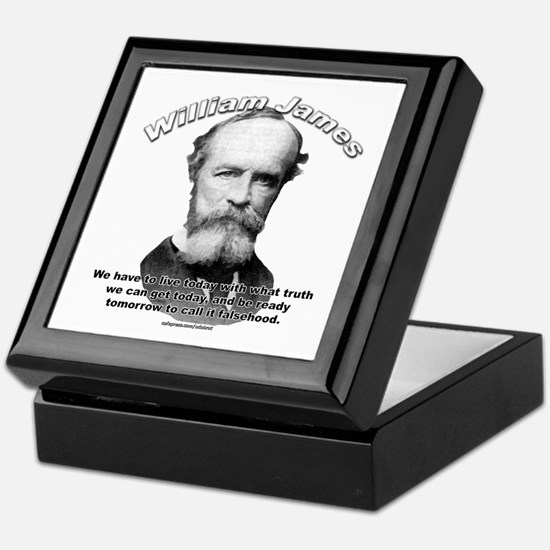 William James 01 Keepsake Box