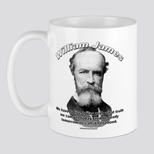 William James 01 Mug