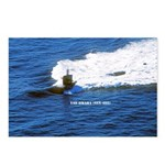 USS OMAHA Postcards (Package of 8)