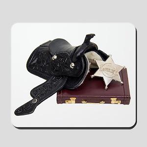 Taming Business Mousepad
