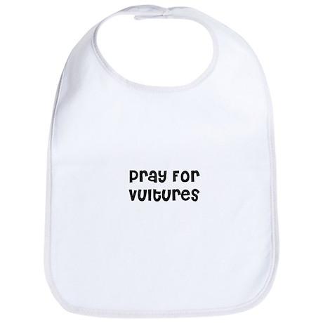 Pray For Vultures Bib
