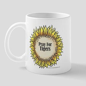 Pray For Tigers Mug