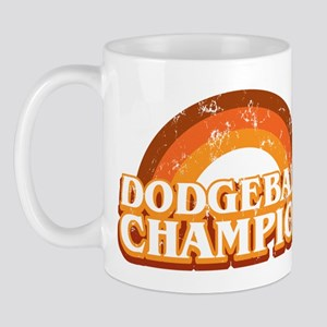 DodgeBall Champion Mug