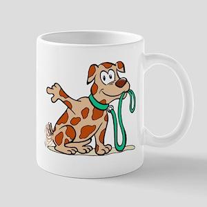 Let's Go For A Walk Mug