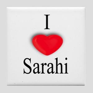 Sarahi Tile Coaster