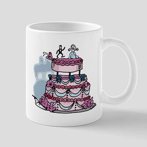 The Wedding Cake Mug