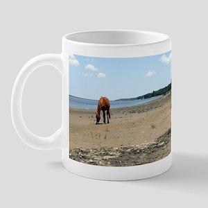 Cumberland Island Horse Mug