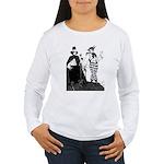Mountain Views Women's Long Sleeve T-Shirt