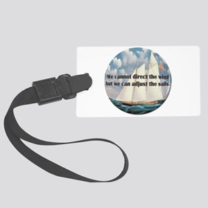 We Cannot Adjust the Wind Luggage Tag